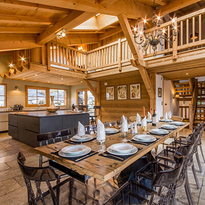 6 Chambres Location a Samoens et Morillon - Grand Massif
