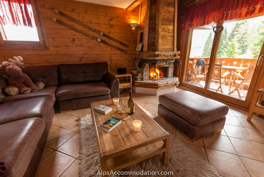 Chalet Alpage Main