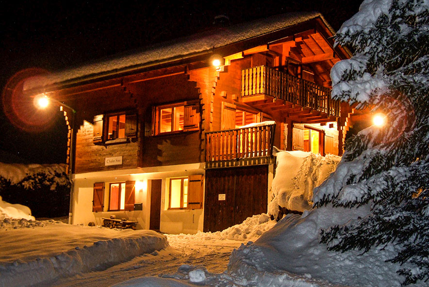 Chalet Sisu Sixt Fer a Cheval Main Image