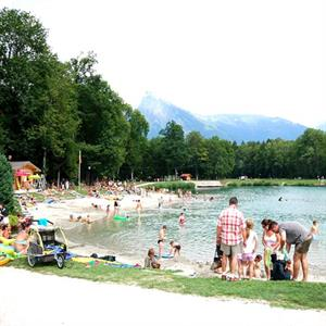 Morillon Life Guarded Lake