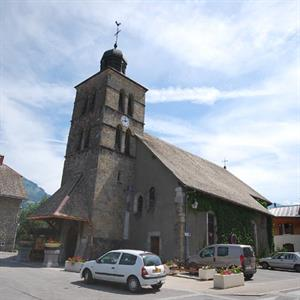 Morillon Church