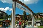 The ski lifts of Morillon 1100 Les Esserts are open in Summer