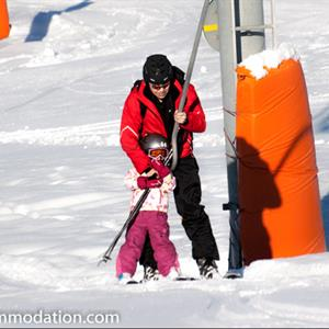 Samoens and Morillon in the Grand Massif boast many fantastic nursery areas for beginner skiers