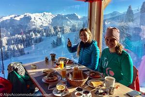Mountain Restaurant Morillon