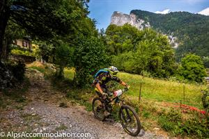 The Enduro World Series   Racing towards the historic town centre