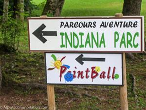 Paintball and Adventure parks