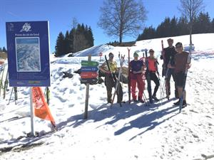 Team Alps Accommodation Ski de Fond