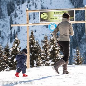 Fun at Samoens 1600