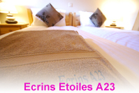 Location appartment Samoens centre village residence Ecrins Etoiles