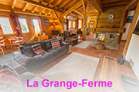 8 bedroom chalet in Samoens with hot tub and garden close to the Vercland telecabine