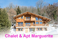 Stunning 7 bedroom chalet in Samoens with hot tub and sauna in a beautiful location overlooking the village