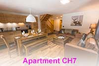 Stylish split level apartment in Morillon, fantastic location. Residence Clos Honoraz Morillon