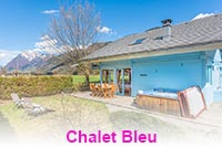 3 bedroom chalet in Morillon with hot tub private garden and great views