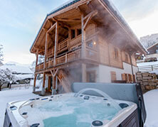 Chalet Maya Winter Samoens Special Offer
