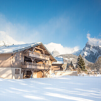 1 bedroom apartment samoens morillon
