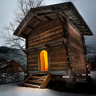 Chalet in Samoens with sauna