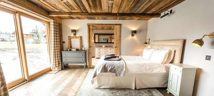 Luxury chalet in Samoens
