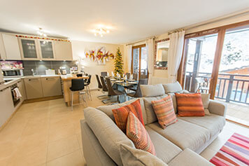 Appartement Le Clos F6 Samoens